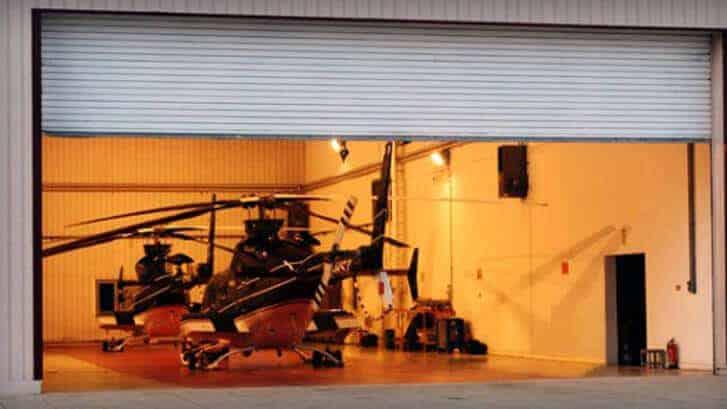 Otomatik Endüstriyel Kapılar | Korkutlar Otomatik Kepenk Sistemleri